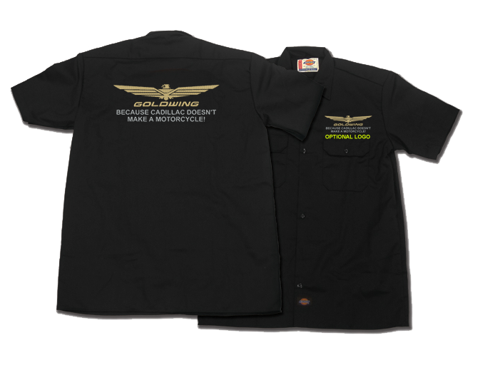 Goldwing Cadillac Doesn T Make A Motorcycle Workshirt