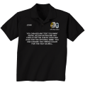 USAF Chiefs Polo Shirt