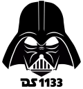 Darkside Vader with DS Number