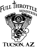 Full Throttle Ministries Decal