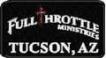 Full Throttle Ministries Front Patch